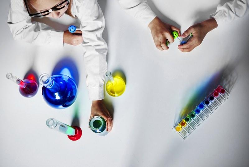 Bilim Laboratuvar Derslerimiz